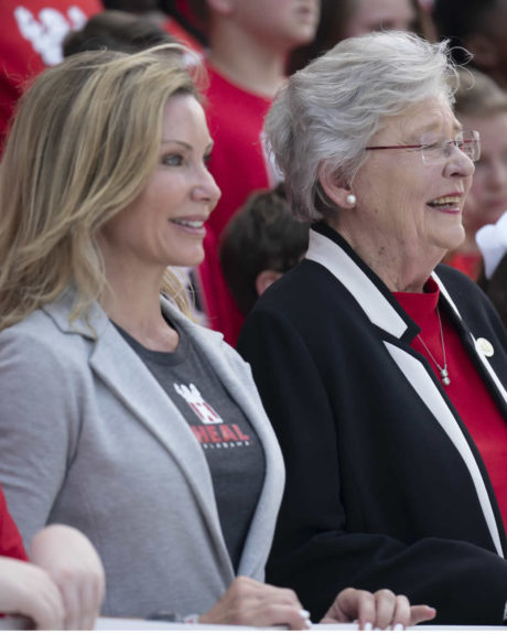 Governor Ivey's Heal Day