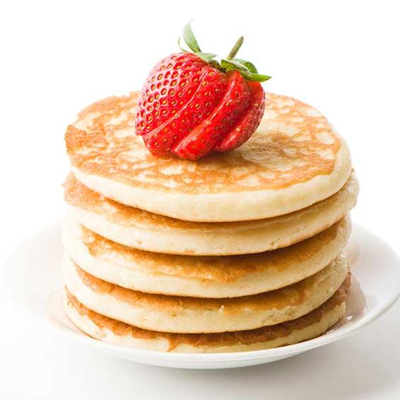 Peanut Butter Pancake Bites