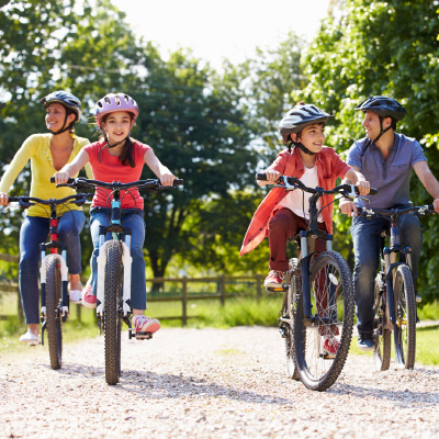 Ideas for Exercising with Kids