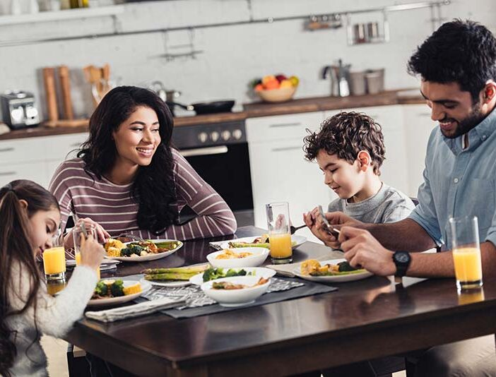 The Importance of Family Meals at Home