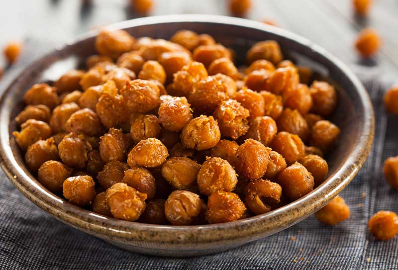 Chickpea Shareable Snack