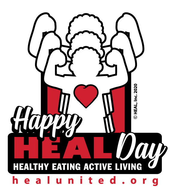 Heal Day logo - no tagline