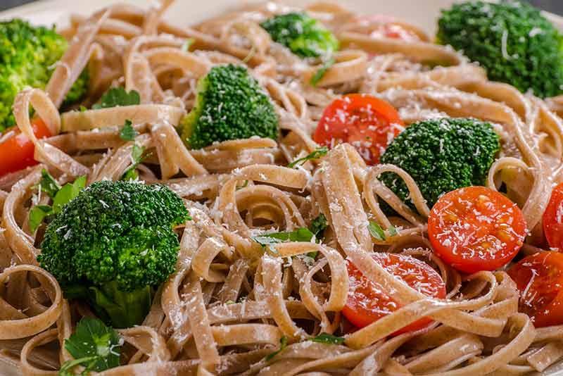Quick and Easy Broccoli Pasta